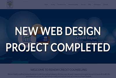 Recent Website Project