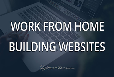 Work from home, earn income building websites
