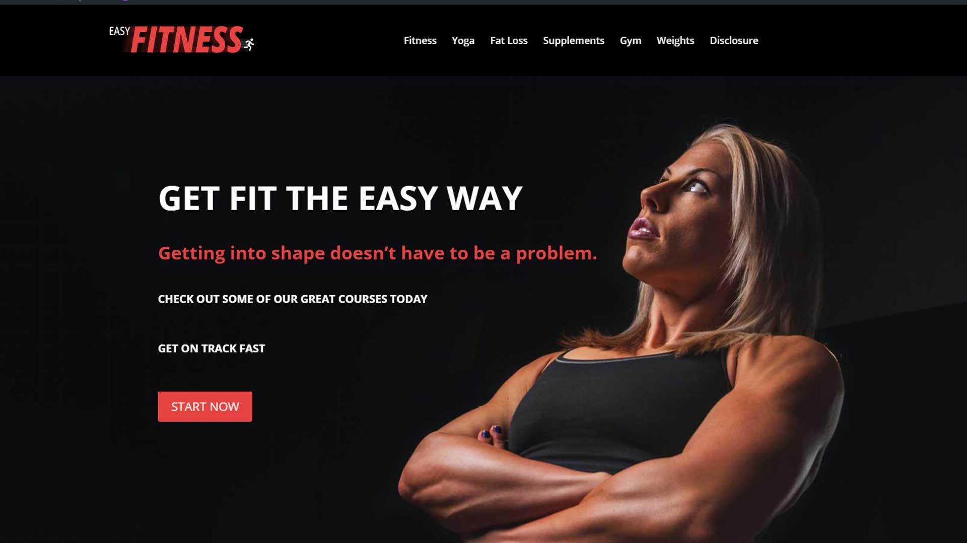 Easy Get Fit – All Courses Discounted to $10 for 3 Days