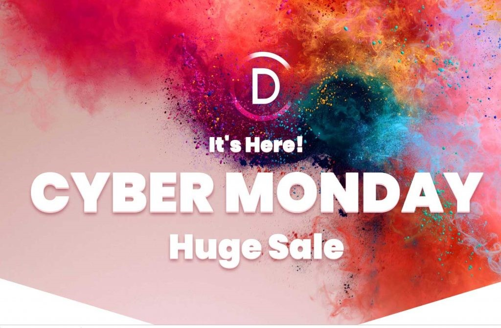 Divi Theme Huge Cyber Monday Sale
