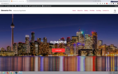 How To Make A Fixed Position Sticky Header With WordPress 2020 Theme