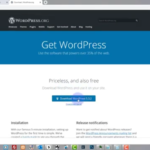 install wordpress on localhost with xampp