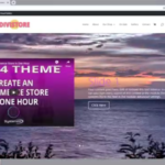 Full Width Slider With YouTube Video Background