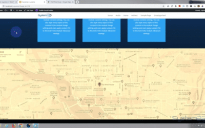 Divi Supreme Modules Embed A Live Google Map