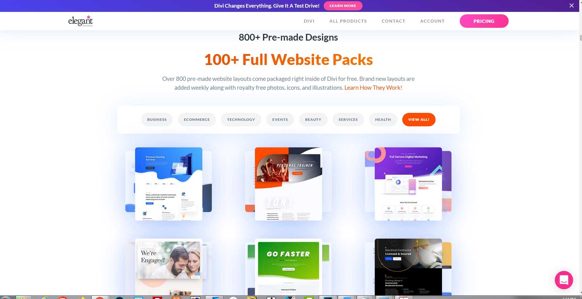 Divi Theme Number one WordPress theme