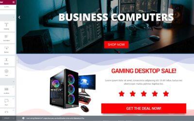 Elementor page builder – Best free website builder