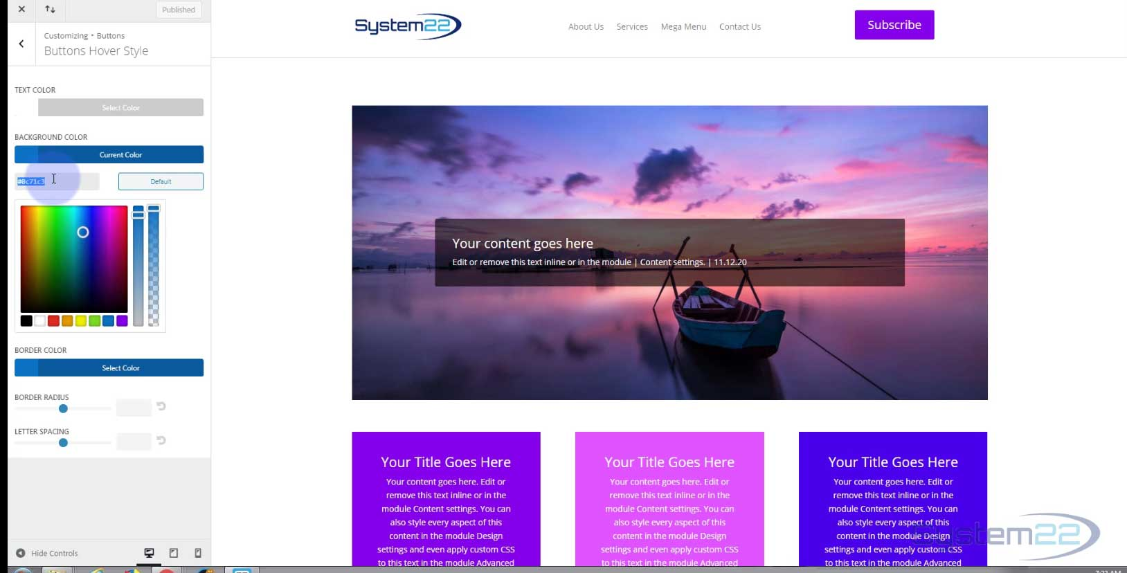 Divi Theme Contact Form With File Upload Button Using Caldera Forms